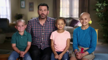St. Jude Children's Research Hospital TV Spot, 'No Burden' Ft. Jimmy Kimmel - Thumbnail 1