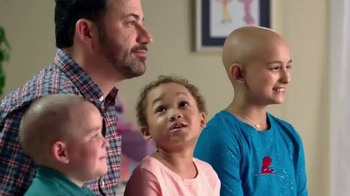 St. Jude Children's Research Hospital TV Spot, 'No Burden' Ft. Jimmy Kimmel - Thumbnail 6