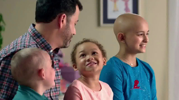St. Jude Children's Research Hospital TV Spot, 'No Burden' Ft. Jimmy Kimmel - Thumbnail 7