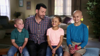 St. Jude Children's Research Hospital TV Spot, 'No Burden' Ft. Jimmy Kimmel - Thumbnail 8