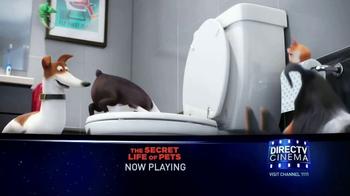 DIRECTV Cinema TV Spot, 'The Secret Life of Pets' - Thumbnail 2