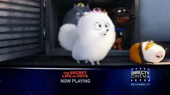 DIRECTV Cinema TV Spot, 'The Secret Life of Pets' - Thumbnail 6
