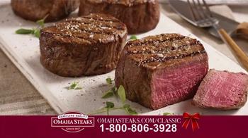 Omaha Steaks TV Spot, 'Holidays: Wonderful Gift'