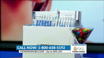 Power Swabs TV Spot, 'Who Would You Rather Kiss?' - Thumbnail 9