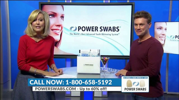 Power Swabs TV Spot, 'Who Would You Rather Kiss?' - Thumbnail 1