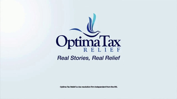 Optima Tax Relief TV Spot, 'Tax Debt to Rest' - Thumbnail 1