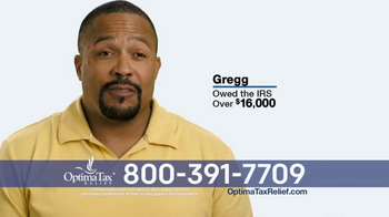Optima Tax Relief TV Spot, 'Tax Debt to Rest' - Thumbnail 3