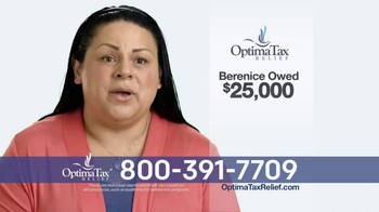 Optima Tax Relief TV Spot, 'Tax Debt to Rest' - Thumbnail 5