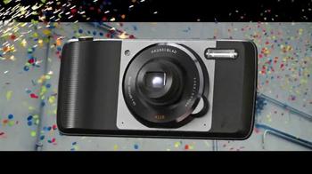 Motorola Moto Z Droid TV Spot, 'Hellomoto: Trade In' - Thumbnail 7