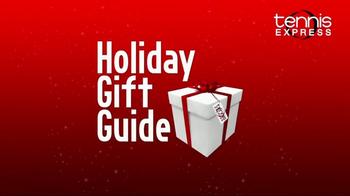 Tennis Express TV Spot, 'Holiday Gift Guide' - Thumbnail 1