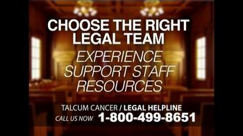 Heygood, Orr and Pearson TV Spot, 'Talcum Cancer: Baby Powder' - Thumbnail 7