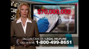 Heygood, Orr and Pearson TV Spot, 'Talcum Cancer: Baby Powder' - Thumbnail 2
