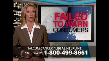 Heygood, Orr and Pearson TV Spot, 'Talcum Cancer: Baby Powder' - Thumbnail 5
