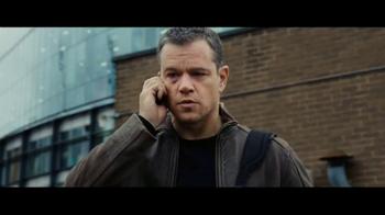 Time Warner Cable On Demand TV Spot, 'Jason Bourne' - Thumbnail 1