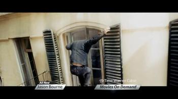 Time Warner Cable On Demand TV Spot, 'Jason Bourne' - Thumbnail 2