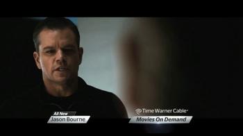 Time Warner Cable On Demand TV Spot, 'Jason Bourne' - Thumbnail 3