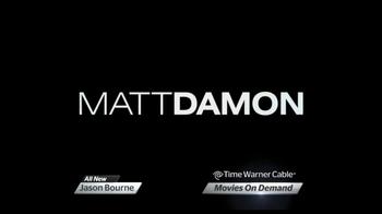 Time Warner Cable On Demand TV Spot, 'Jason Bourne' - Thumbnail 4