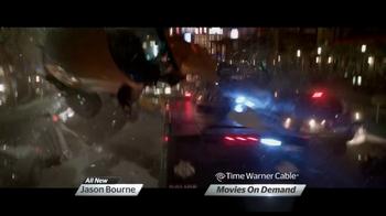 Time Warner Cable On Demand TV Spot, 'Jason Bourne' - Thumbnail 5