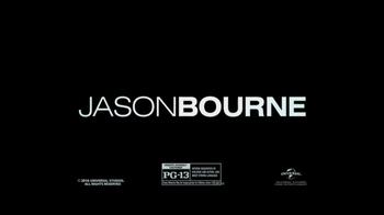 Time Warner Cable On Demand TV Spot, 'Jason Bourne' - Thumbnail 6
