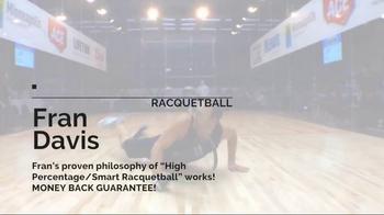 Fran Davis Racquetball TV Spot, 'You Want to Win' - Thumbnail 7