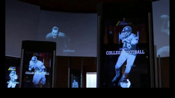 College Football Hall of Fame TV Spot, 'Fan Experience' Feat.Snoop Dogg - 8 commercial airings
