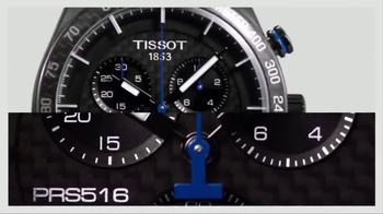 Tissot PRS 516 Watch TV Spot, 'NBA: On the Line' - Thumbnail 1