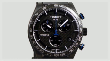 Tissot PRS 516 Watch TV Spot, \'NBA: On the Line\'