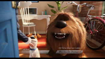 Time Warner Cable On Demand TV Spot, 'The Secret Life of Pets' - Thumbnail 1