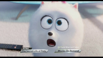 Time Warner Cable On Demand TV Spot, 'The Secret Life of Pets' - Thumbnail 4