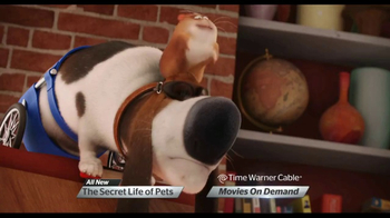 Time Warner Cable On Demand TV Spot, 'The Secret Life of Pets' - Thumbnail 5