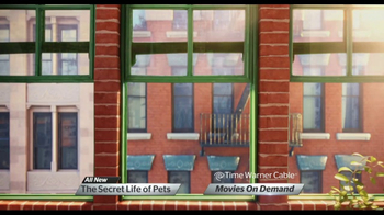 Time Warner Cable On Demand TV Spot, 'The Secret Life of Pets' - Thumbnail 6