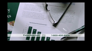 Fisher Investments TV Spot, \'Ken Fisher on Annuities\'