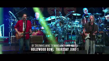 Dead & Company TV Spot, '2017 Summer Tour: Hollywood Bowl'
