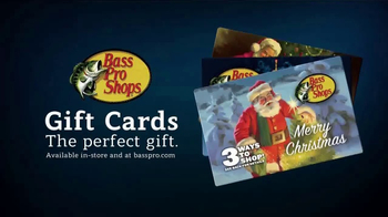 Bass Pro Shops Christmas Sale TV Spot, 'Pants, Sights and Gift Cards' - Thumbnail 9