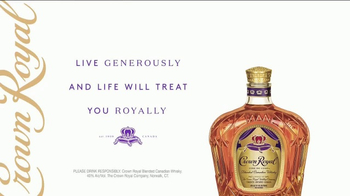 Crown Royal TV Spot, 'Serve Generously' - Thumbnail 10