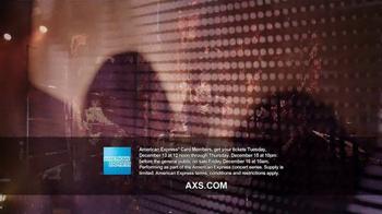 American Express Concert Series TV Spot, 'Sigur Rós' - Thumbnail 4