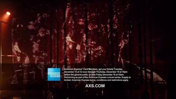 American Express Concert Series TV Spot, 'Sigur Rós' - Thumbnail 5