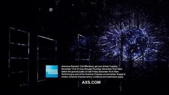 American Express Concert Series TV Spot, 'Sigur Rós' - Thumbnail 6