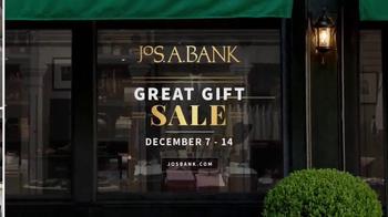 JoS. A. Bank Great Gift Sale TV Spot, 'Executive Suits & Dress Shirts' - Thumbnail 6