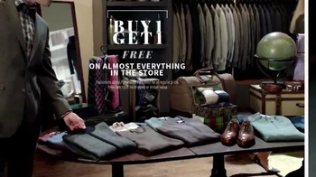 JoS. A. Bank Great Gift Sale TV Spot, 'Executive Suits & Dress Shirts' - Thumbnail 2