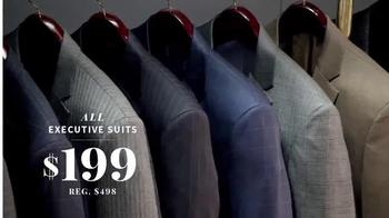 JoS. A. Bank Great Gift Sale TV Spot, 'Executive Suits & Dress Shirts' - Thumbnail 3
