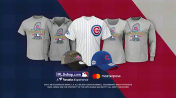 MLB Shop TV Spot, '2016 Holidays: World Series Champs' Song by OneRepublic - 7 commercial airings