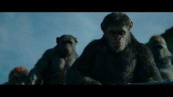 War for the Planet of the Apes - 7430 commercial airings