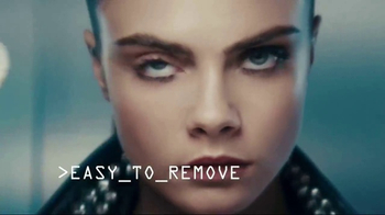 Rimmel London Scandaleyes Mascara TV Spot, 'Bold' Featuring Delevingne - Thumbnail 6