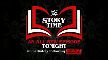 WWE Network TV Spot, 'WWE Story Time' - Thumbnail 10