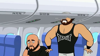 WWE Network TV Spot, 'WWE Story Time' - Thumbnail 3