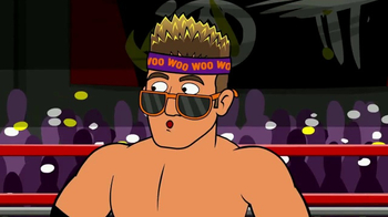 WWE Network TV Spot, 'WWE Story Time' - Thumbnail 5