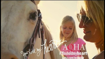 American Quarter Horse Association TV Spot, 'When You Hold Hers' - Thumbnail 9