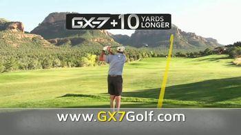 GX-7 X-Metal TV Spot, 'Consistency'