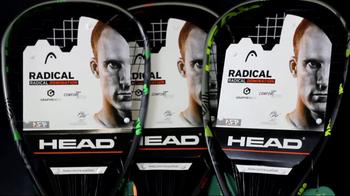 Head Radical Series TV Spot, 'Raquetball Domination' - Thumbnail 5